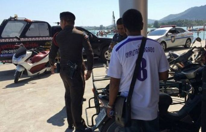 Phuket Police and Officials Accused of Extorting Foreign Work Permit Holders