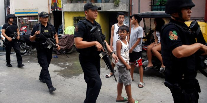 Philippine President Threatens to Impose Martial Law to Expedite his War on Drugs