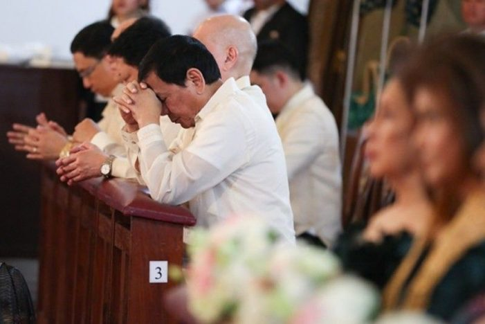 Philippine President Duterte Says Catholic Church is 'Out of Touch' on Drug Problem