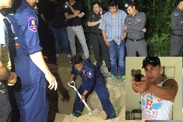 Australian Antonio Bagnato Sentenced to Death in Pattaya, Thailand for Killing Hell's Angel Wayne Schneider