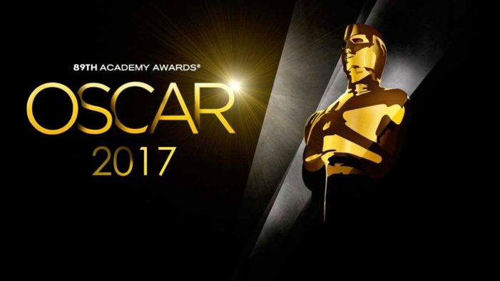Winners of the 89th Academy Awards