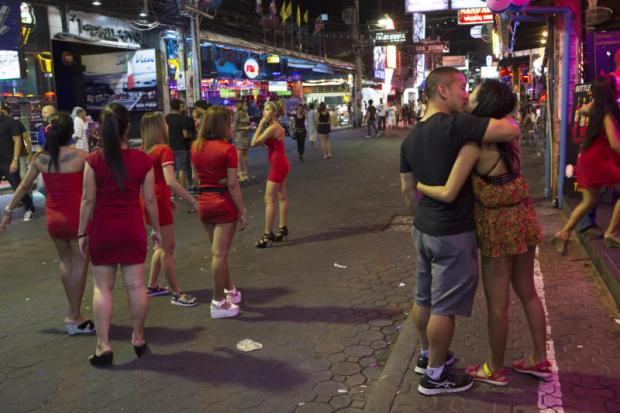 Pattaya Police Chief Say's There is No Such thing as Prostitution in Pattaya