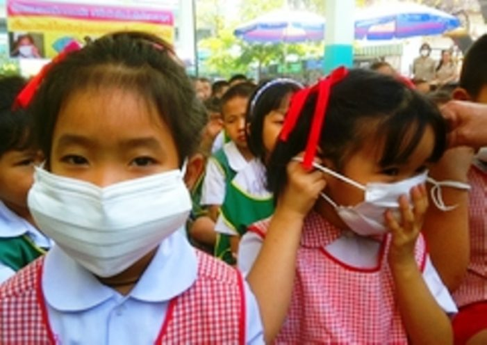 Thailand's Health Ministry to Provide Face Masks to Northern Residents Affected by Haze