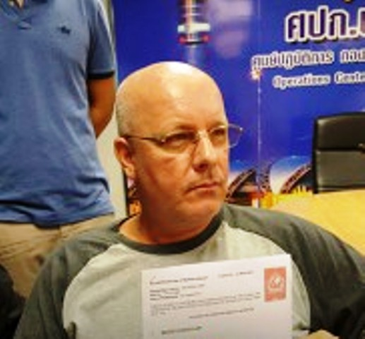 Dutchman Wanted for Investment Fraud Nabbed by Interpol Thailand