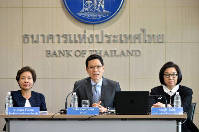 Bank of Thailand Governor Says We Must Brace for a Time of Volatility