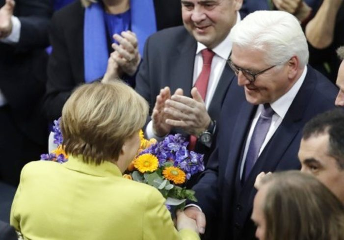 Germany's Special Assembly Overwhelming Picks Frank-Walter Steinmeier as President