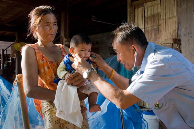 Thai Junta Cuts Healthcare Effecting 48 Million People Covered by Universal Health Care System