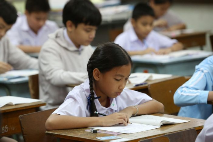 Thai Students to be Given Access to Electronic Data-Bank of Past Exams and Answers