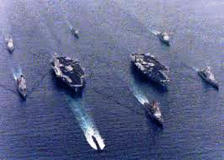 China Opposes Stepped up US Naval Patrols in South China Sea
