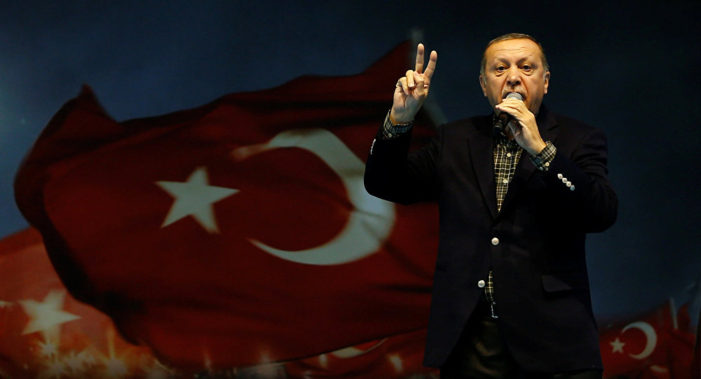 """Turkish President Labels Netherlands a """"Nazi Remnant"""" Promising Harsh Retaliation after Ministers Barred from Country"""