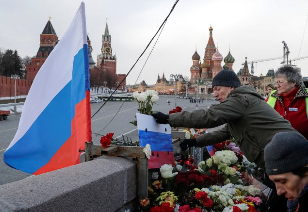 Eight Prominent Russians Dead in Five Months