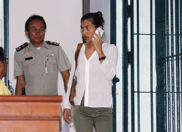 Thai Court Upholds Thai Models Sentence to Serve 15 Years for 250Mg of Cocaine