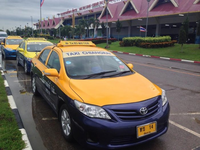 Transport Ministry Approves Increase of Taxi Fares for Chiang Rai