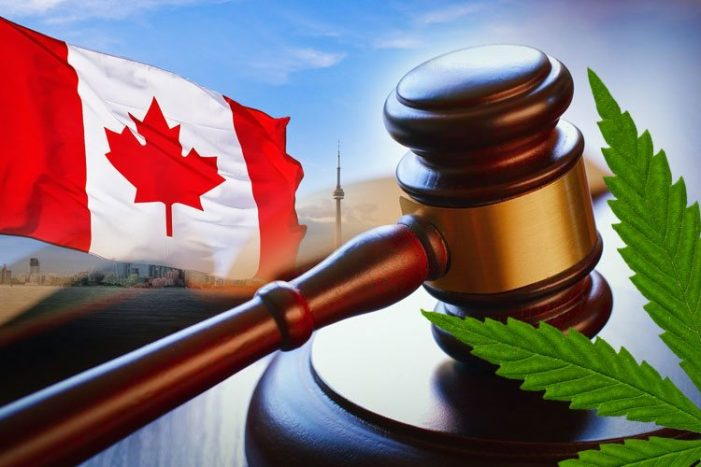Canada to Legalize Marijuana Nation Wide by 2018