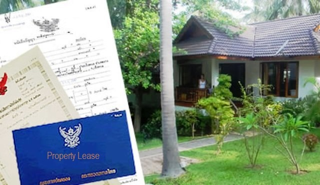 Thailand Studies 50-year Leasehold Contract for Foreigners