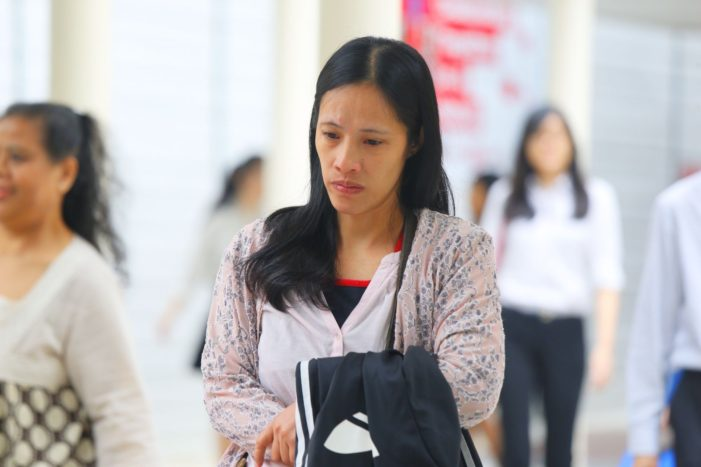 Singapore Couple Get Jail Time for Starving their Filipino Helper