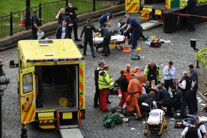 A Look at Victims of the Attack Outside London's Parliament