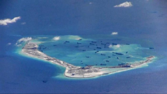 China's Defence Ministry Denies Man-Made Islands in South China Sea