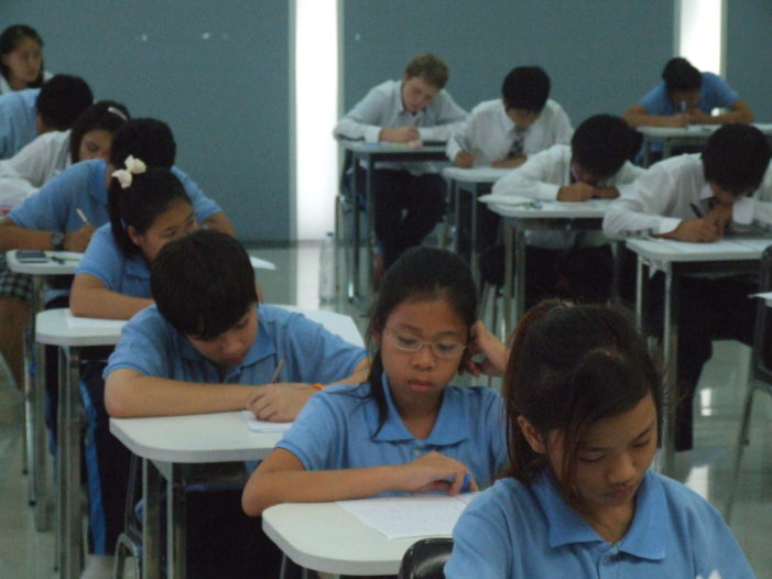 Thailand's Grade 9 Students Failed all Five Subjects on National Test