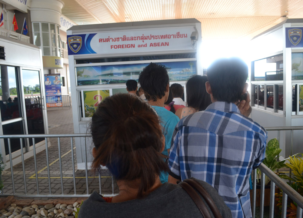 German Arrested at Thai Border Check Point on Warrant for Copyrights Violation