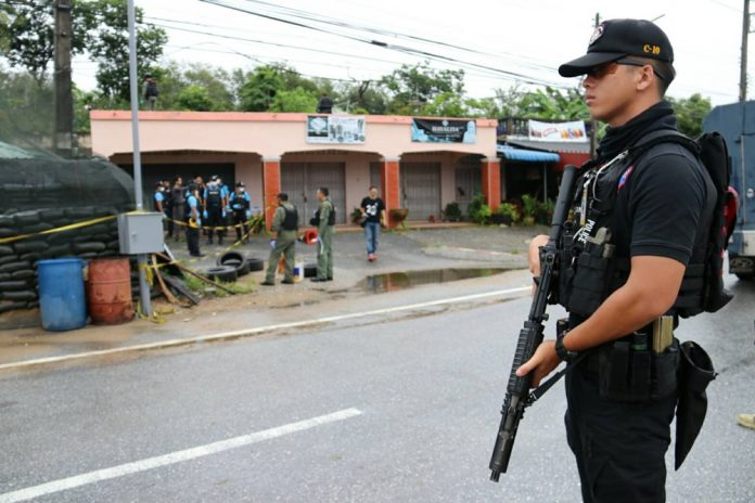 Muslim Militants Attack Police with Grenade Launchers in Yala, Thailand