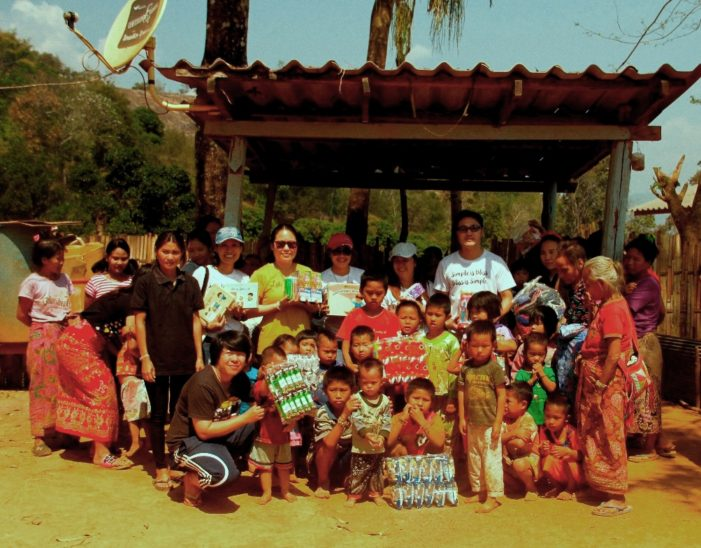 Chiang Rai's Museflower Retreat & Spa Supports Local People with Community Giving