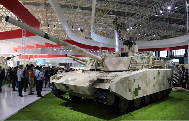 Thailand approves purchase of Chinese tanks to replace old US model