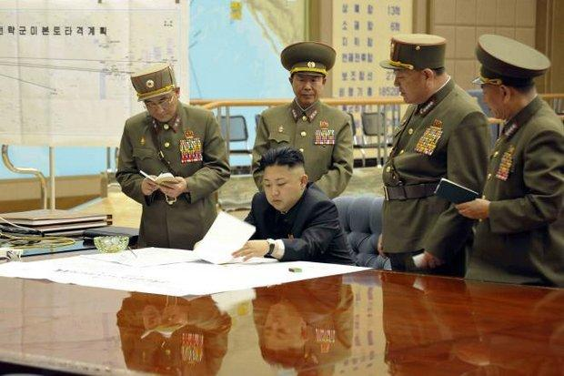North Korea Threatens US with Pre-Emptive Missile Strike