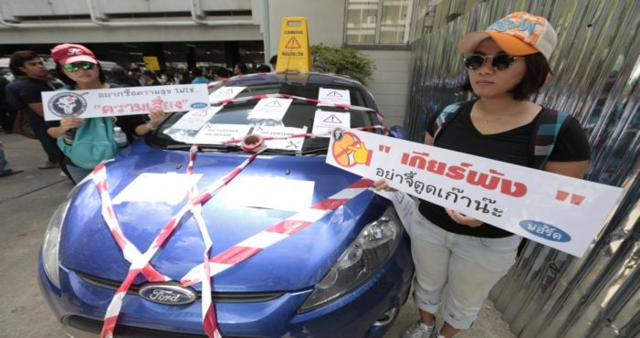 Ford Thailand Sued by More than 400 Angry Buyer Who Say Cars Defective and Sub-Standard