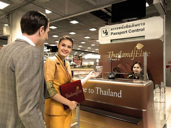 Buy Elite Residency in Thailand for $60,000 — and the Government will Even Provide a 'Concierge' Service