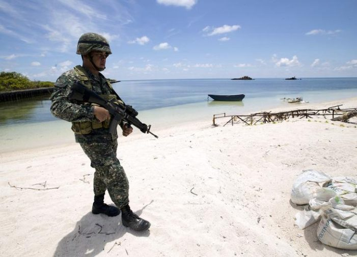 Philippines to Upgrade Island Defenses in the South China Sea