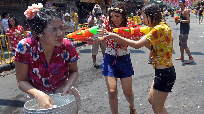 Thai Agencies Launch Campaign Against Alcohol and Sexual Assaults During Songkran