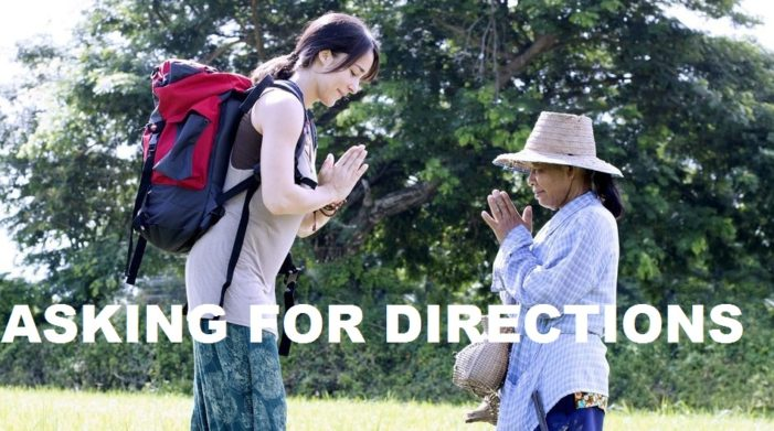 Learning Thai with Jen – Useful Directions To Know In Thai