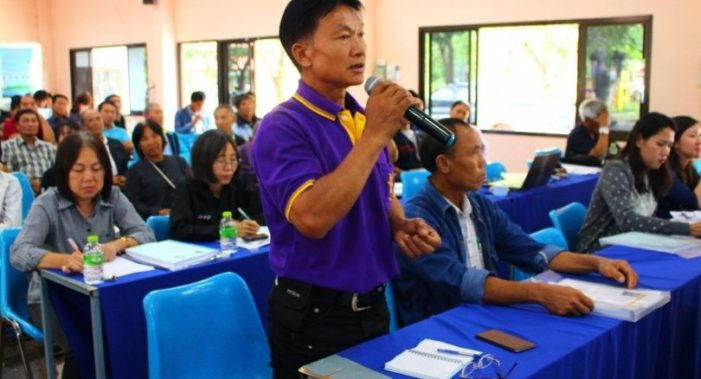 Thai Residents Not Reassured by Pledge to Review their Concerns Over Laos Pak Bang Dam