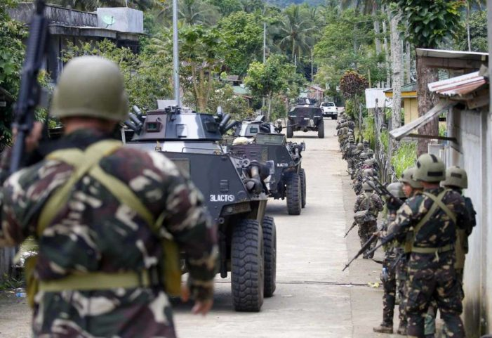 Catholic Priest says He and 200 others Held Hostage by Islamic Militants in Philippines
