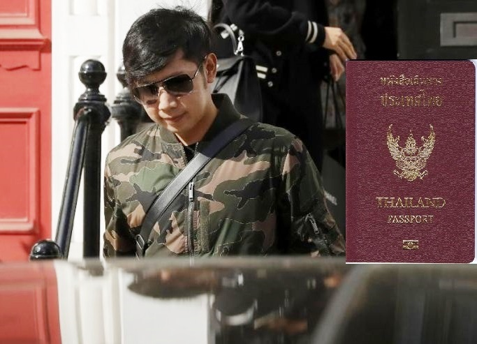 Thai Foreign Ministry Revokes Red Bull Heirs Passport