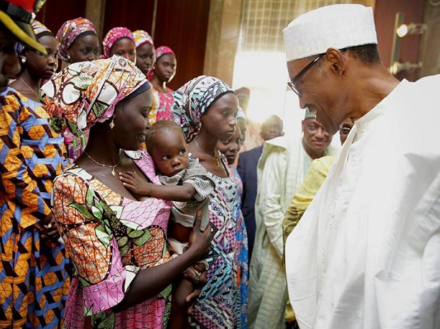 82 Chibok Schoolgirls Freed in Exchange for Detained Boko Haram Extremists