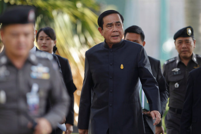 Thailand Looks for an Upswing in Ties with Trump Administration