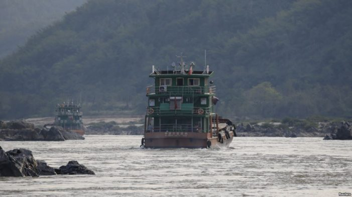 Thai Business Community Say Mekong Channel Navigation Project Will Only Help China