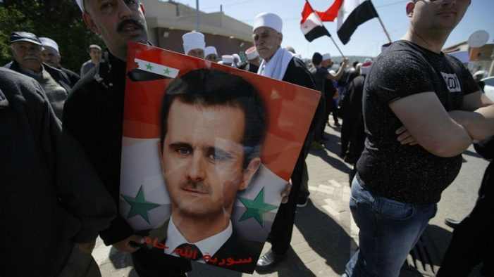 Syrian Government Denies US Allegations of Mass Killings