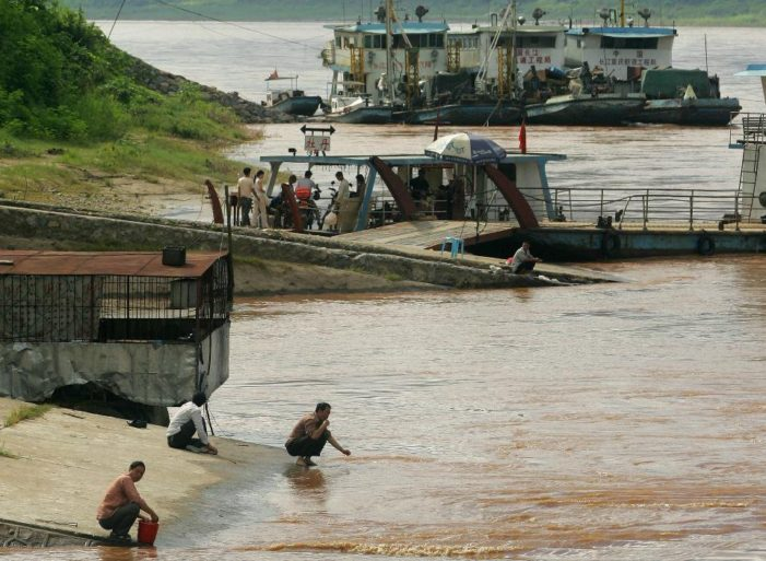 China's Huge Dam Projects Choking the Mekong River
