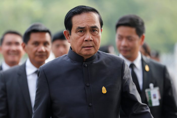 Three Years after Gen. Prayuth Chan-ocha's Coup, Thailand Sees Sporadic, Unnerving Unrest