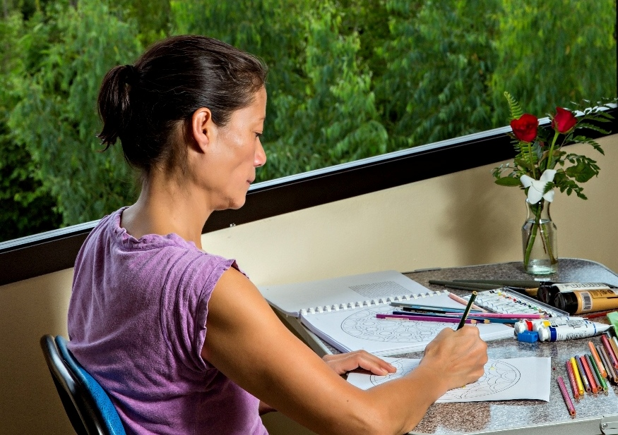 Mental Health – How Coloring Can Calm the Mind