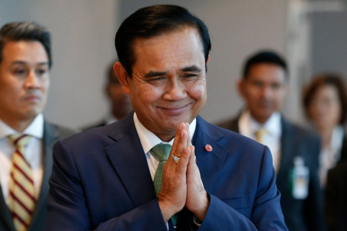 Thailand's Prime Minister Accused of Attempting to Retain Power
