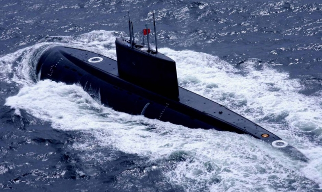 Thailand's Royal Navy Signs Chinese Submarine Deal