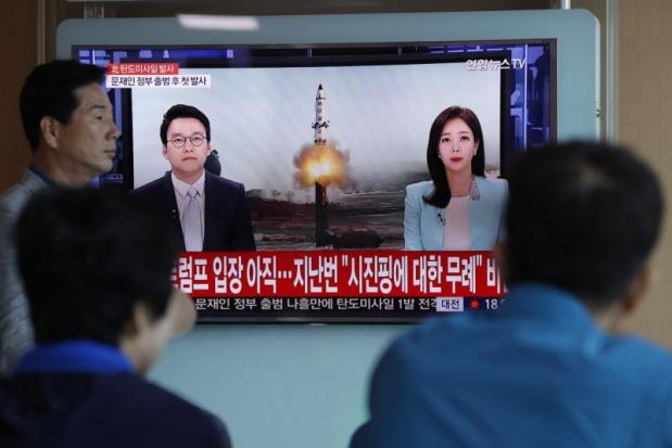 North Korea Boasts New Missile Can Carry Heavy Nuke