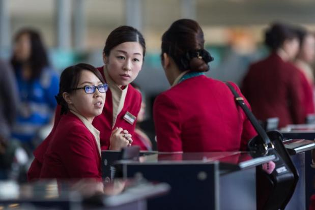 Cathay Pacific Lays off 600 Staff as it Faces Rising Pressure from Rival Carriers