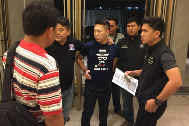 26 Year-Old Chinese Man Arrested in Pattaya for Rape and Extortion
