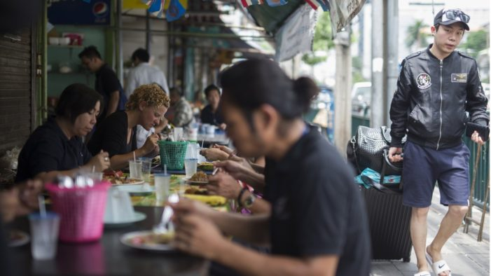 Why is Bangkok City Banning its Famous Street Food Stalls?