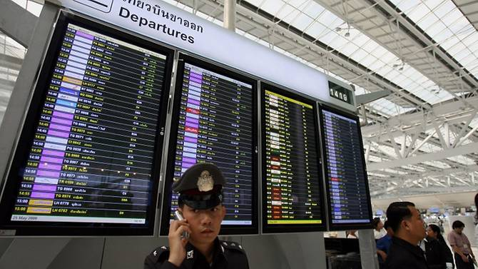 Foreign Journalists Arrested at Bangkok Airport for Carrying Bullet Proof Vests
